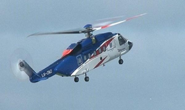 Хеликоптер с 15 души падна край бреговете на Норвегия