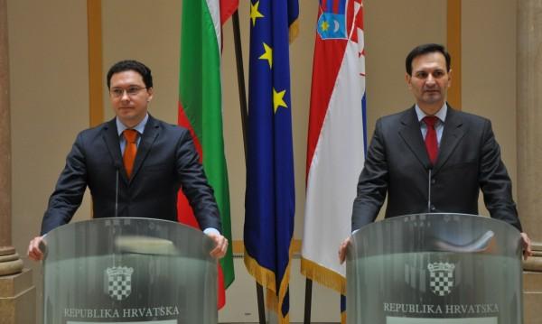 С Хърватия мислим сходно за бежанците и енергетиката