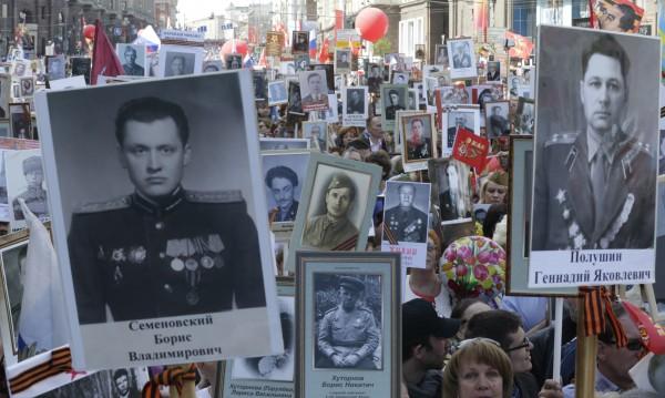 За 9 май: Шествие с портрети на антифашисти