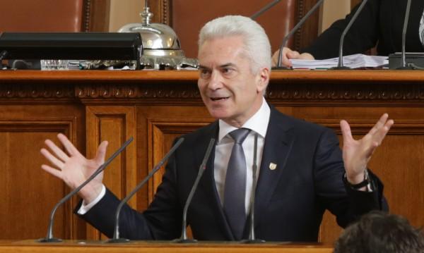 Сидеров към властта: Сдобрете се и довършете България!