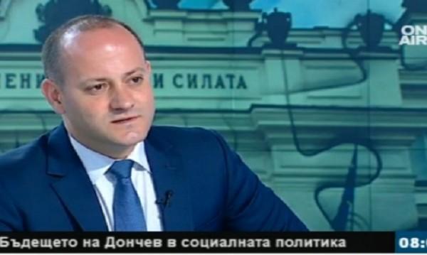 Радан Кънев пред Bulgaria ON AIR: Дончев се дърпа!