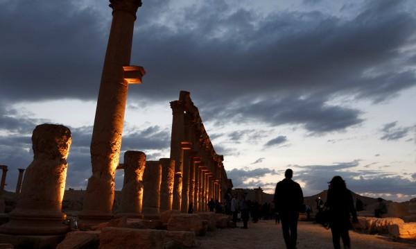 US НПО недоволства – Русия строи база в Палмира?