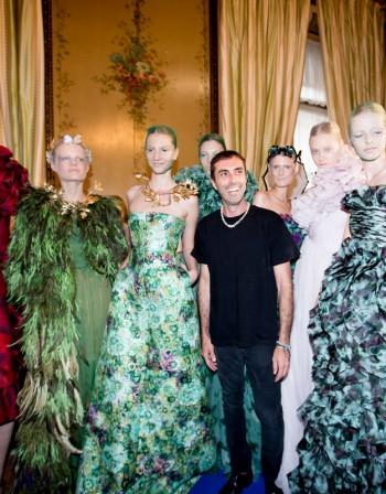 Диктатори в модата: Джамбатиста Вали