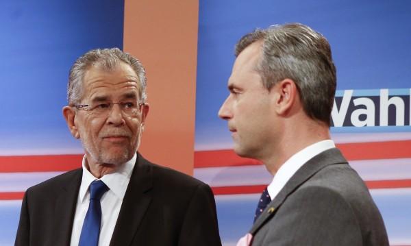 Исторически паритет в Австрия – президентът ясен утре