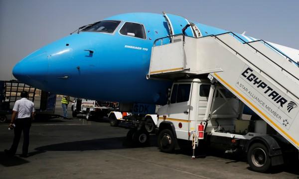 Египетският самолет бил технически изправен преди излитане