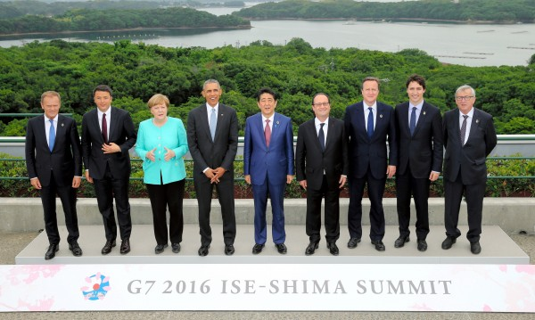Г-7 определи миграцията като глобален проблем