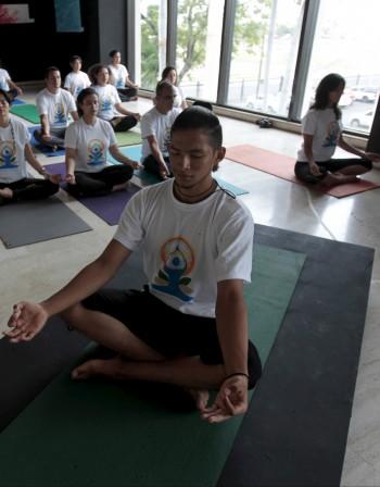Йога за по-добра концентрация