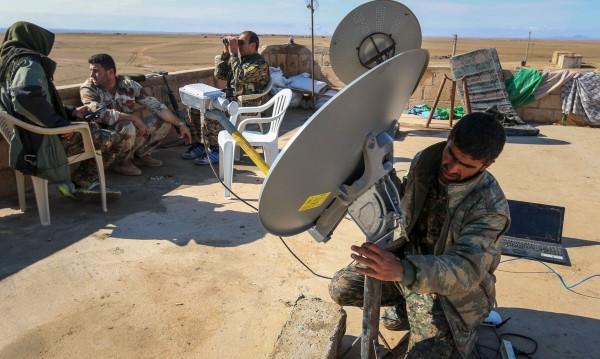 """Унищожавайте сателитните чинии, зове """"Ислямска държава"""""""
