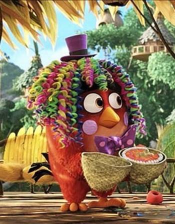 "Трети уикенд ""Angry Birds"" хвърчат на върха у нас"