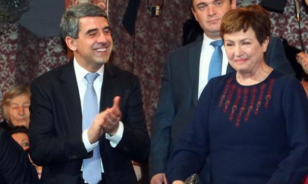 Ще смени ли Плевнелиев еврокомисаря Георгиева?