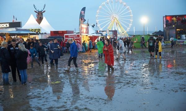 Над 70 пострадали от мълния на рок фестивал в Германия