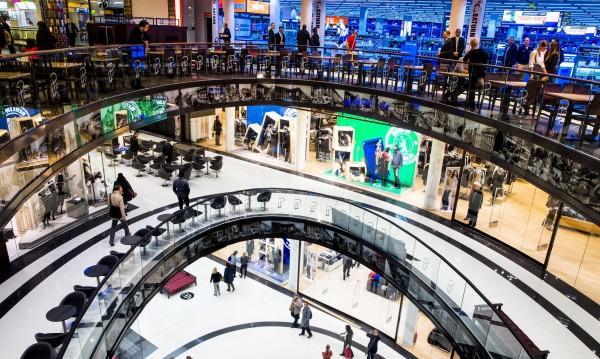 Търговските площи - новата реалност