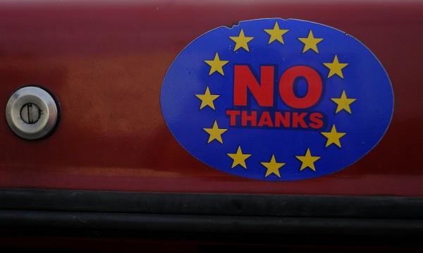 Да си представим: Европа в хаос, а свободата - кух лозунг