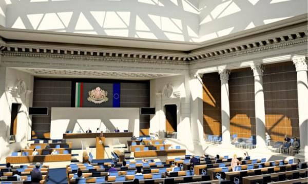 Новият парламент: Асансьор за президента и купол от стъкло...