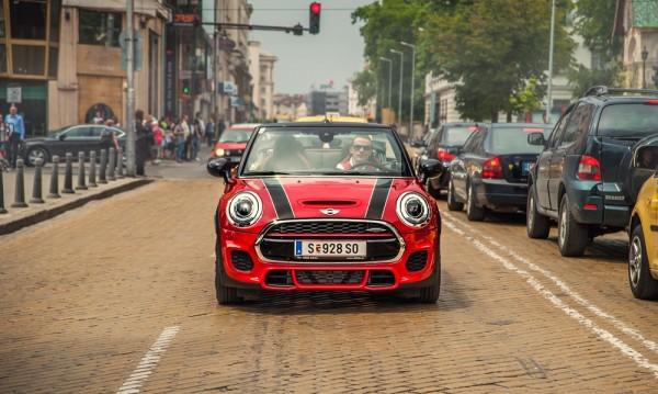 Новият MINI Cabrio пристигна в България