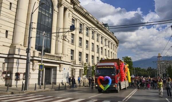 ВМРО зове: Забранете гей парада