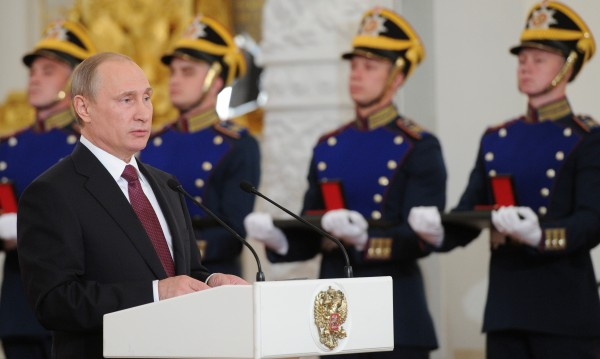 Путин: Денят на Русия е от най-значимите празници