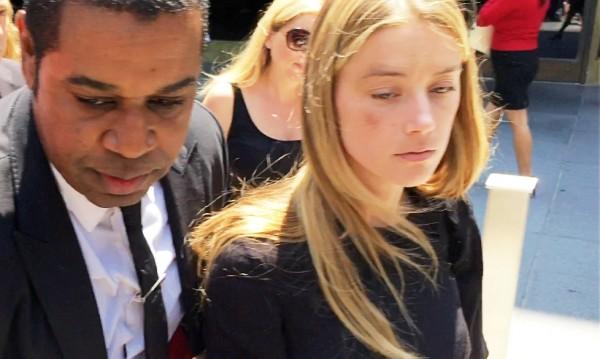 Хърд пак обвинява Деп: нарушил забраната да я приближава