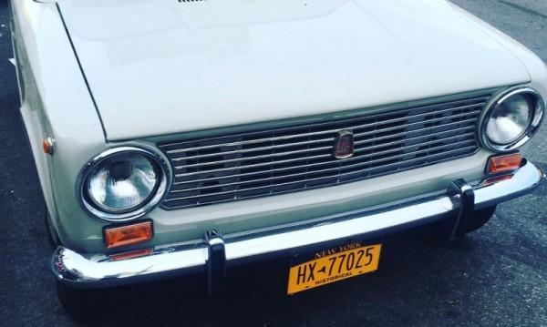 СССР - Клубът на соц колите в САЩ