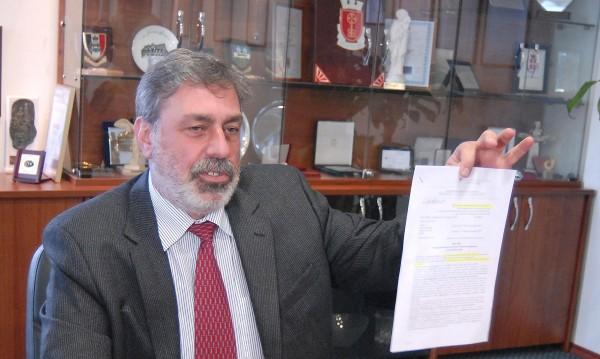 Екскмет отива на съд заради паметник на културата