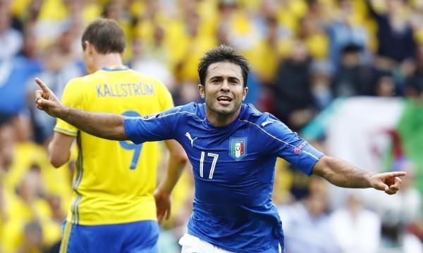 Едер прати Италия на осминафинал
