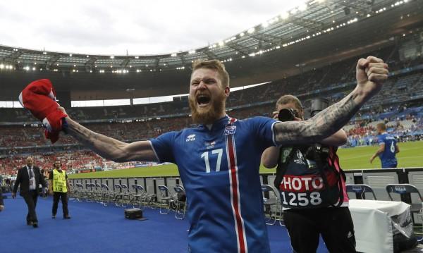 Исландски триумф на Евро 2016, Австрия си тръгва