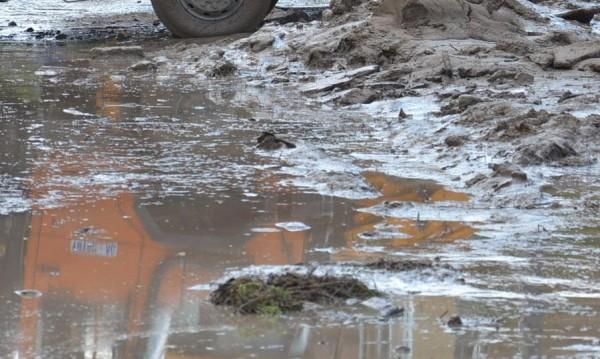 Жена почина след пороен дъжд край Неделино