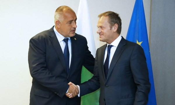"""Борисов към ЕС: Платете ни глобата или дайте да строим """"Южен поток"""""""