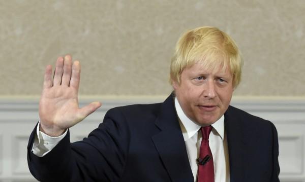 Борис Джонсън се отказа от лидерската битка