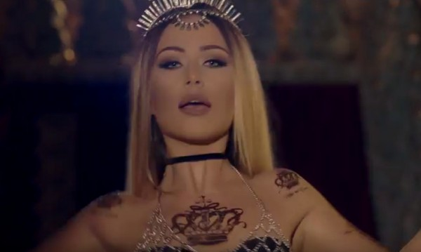 Гери-Никол със самочувствие: Аз съм кралицата!