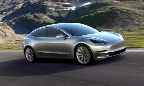 Tesla Model 3 – по-мощна от BMW M3