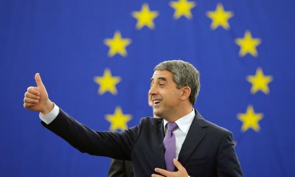 ЕС е проект за мир, убеден е Плевнелиев