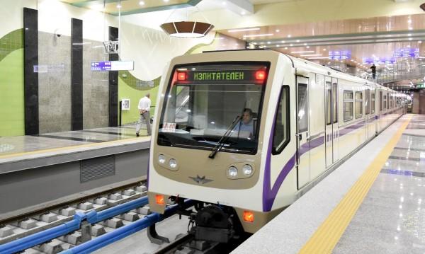 По третия лъч на метрото – влакчета без машинисти