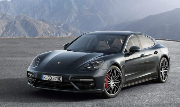 Хибридното Porsche Panamera ще има 700 к.с.