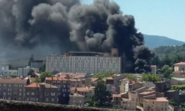 Експлозии във френска болница, не се съобщава за жертви