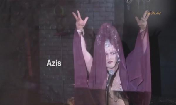"""Образът на Азис - вече и на """"Бродуей"""""""