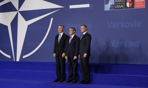 Присъствието на НАТО в региона на Черно море да бъде засилено!
