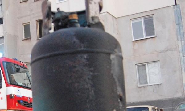 Двоен ръст на инцидентите с газови бутилки