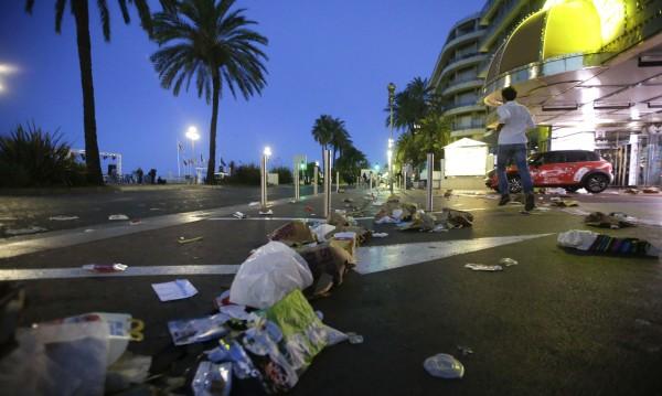 Атентатът в Ница – удар срещу световен символ
