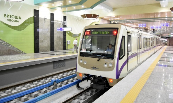 """Най-сетне: В сряда тръгва метрото до """"Хладилника"""""""