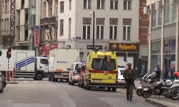 Брюксел: Мъжът с жиците - студент по ядрена физика