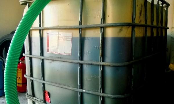 Русенски митничари откриха тон гориво без документи