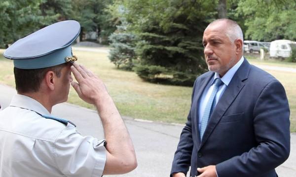 Борисов категоричен: Нашите кораби – в Топ 3 на Европа!
