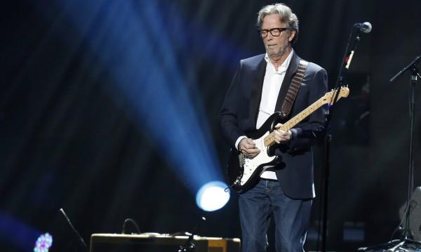 Ерик Клептън продаде китара за… 45 000 долара