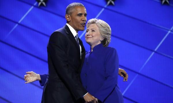Обама подкрепи Хилари: Тя е най-подготвена за президент!