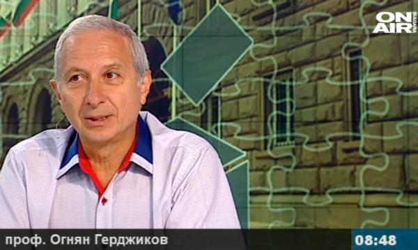 Герджиков готов да стане вице на Царя