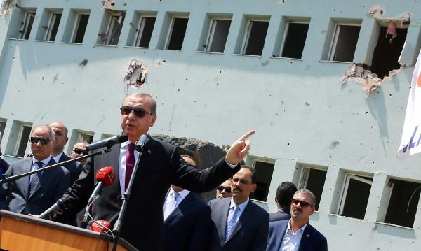 Арестите в Турция - докато трябва!