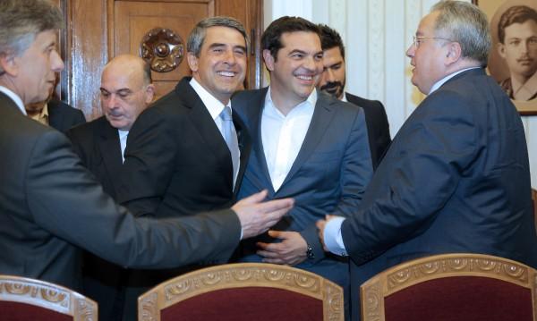 България и Гърция – локомотивите на Балканите!