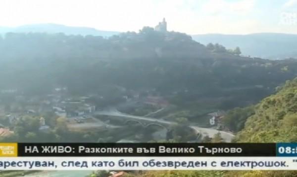 Отварят двореца на Асеневци през следващия сезон