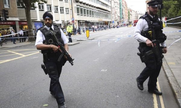 Нападателят от Лондон – норвежец от сомалийски произход